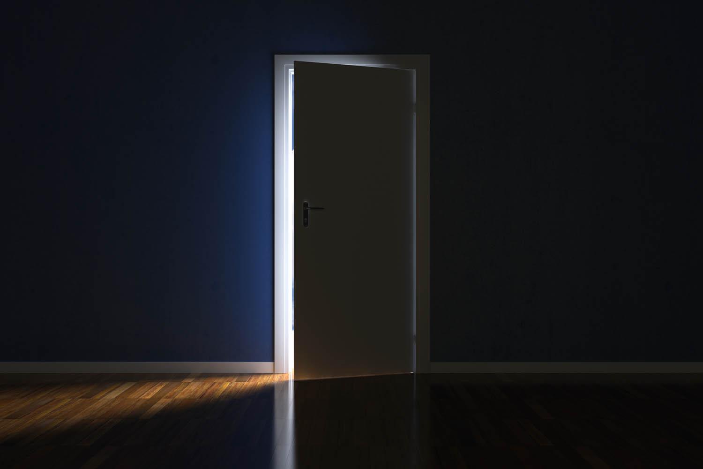The Door To Her Room Was Shut Again. The Door To Her Room Was Always Been  Shut Since She Met Luke.